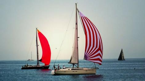 Nautical awards banquet theme