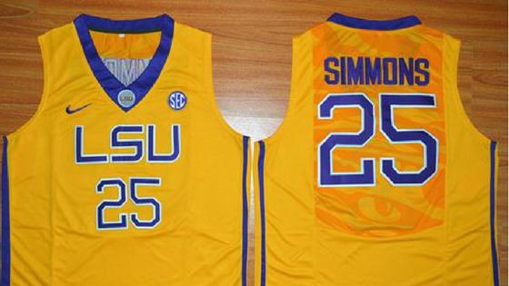 LSU Basketball Jersey